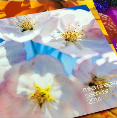 蜷川實花 - Mika Ninagawa Calendar 2014