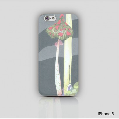 phone case / mushroom 3 from ISETAN ( Przemek Sobocki )